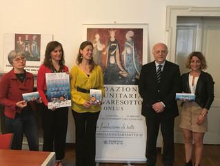 """Festival """" Il Lago Cromatico""""alla sua IV edizione. Sulla Sponda Lombarda del Lago Maggiore"""