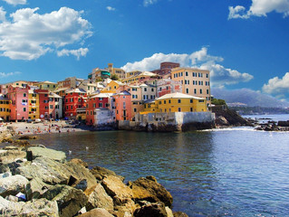 """Tour """"Genova, De Andrè, le Cinque Terre"""""""