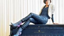 Giovedì 24 ottobre alla Sala Filarmonica Olivia Trummer e Nicola Angelucci con 'Classical To Jaz
