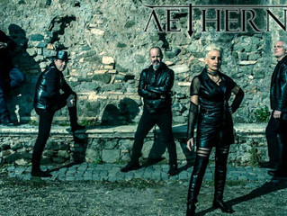 Aetherna è una band metal italiana che suona heavy metal