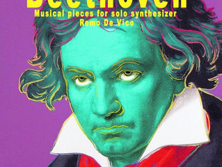 Ludwig van Beethoven Musical pieces for solo synthesizer Remo De Vico