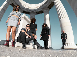 Zuth online with La Cosmonautica: the video clip of the disc's title track continues the space j