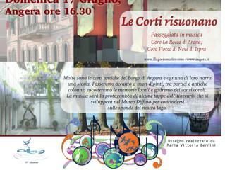 Programma del mese di Giugno eventi della IV edizione il Lago Cromatico