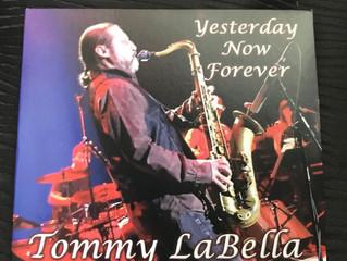 Festival Jazz di Ascona è un nuovo CD per il Saxofonista Tommy LaBella