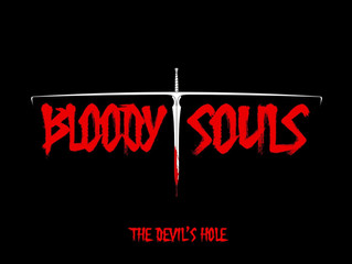 """The Devil's Hole"" the debut album by the Abruzzesi Bloody Souls"