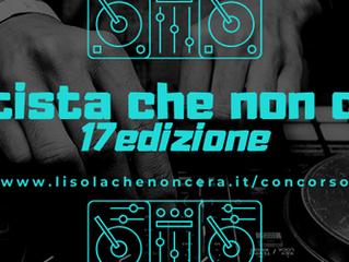 """2020 edition of the competition """"L'artista Che Non C'era"""""""