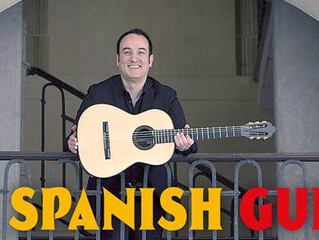 The Spanish Guitar Il nuovo cd di Giulio Tampalini per Warner Classics