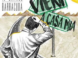"""""""Vieni A Casa Mia"""" il nuovo singolo della band bresciana Il Branco Barracuda"""