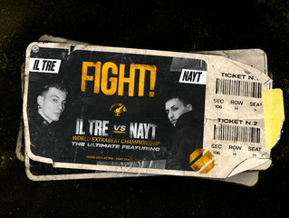 "THE Tre AMONG MOST TALENTOUS NEW ARTISTS OF THE URBAN SCENE ""FIGHT!"" feat. Nayt"