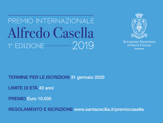 Un premio da 10.000 euro destinato a studiosi di musica