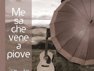 "When folk meet tradition . ""Me sa che vene a Piove"""" The latest record production of ""Il R"