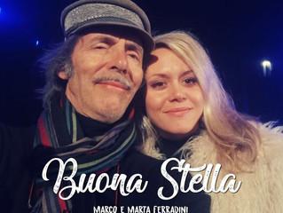 MARCO FERRADINI esce con BUONA STELLA