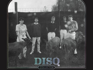 Disq's debut album is out March 6th