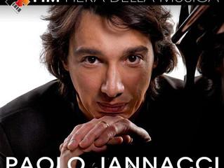 Paolo Jannacci domenica 3 giugno ospite alla Fiera della Musica