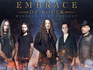 il primo singolo degli Embrace of Souls : From the Sky, che vede la partecipazione di Edward De Rosa