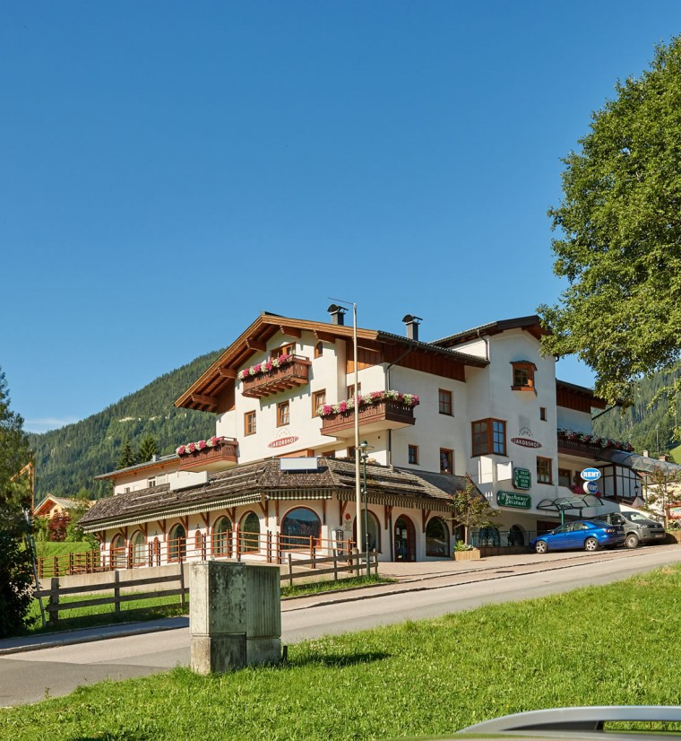 Jakobshof apartments in Flachau4