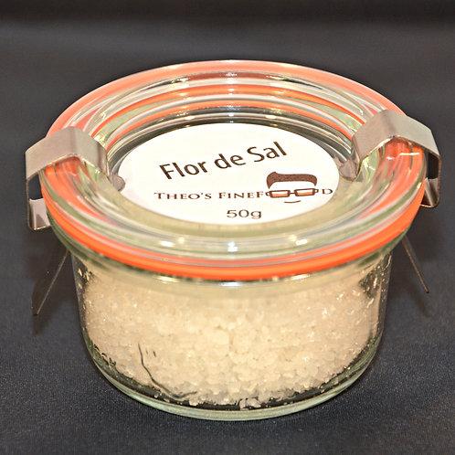 Flor de Sal (Fleur de Sel)    50g