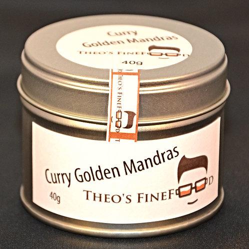 Curry Golden Madras        40g