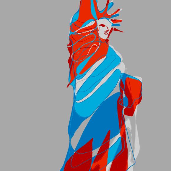 Liberty #1, 2021