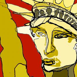 Liberty #4, 2021