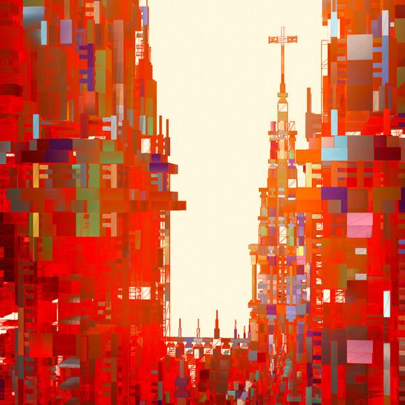 Cathedral Glitch #2.2021