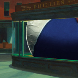 Hopper Games #1, 2021