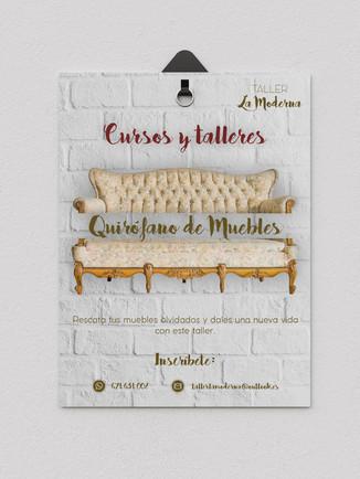 Quirófano de Muebles - Taller La Moderna