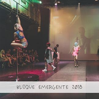 Bloque Emergente 2018 -  Las Culpass - Murcia