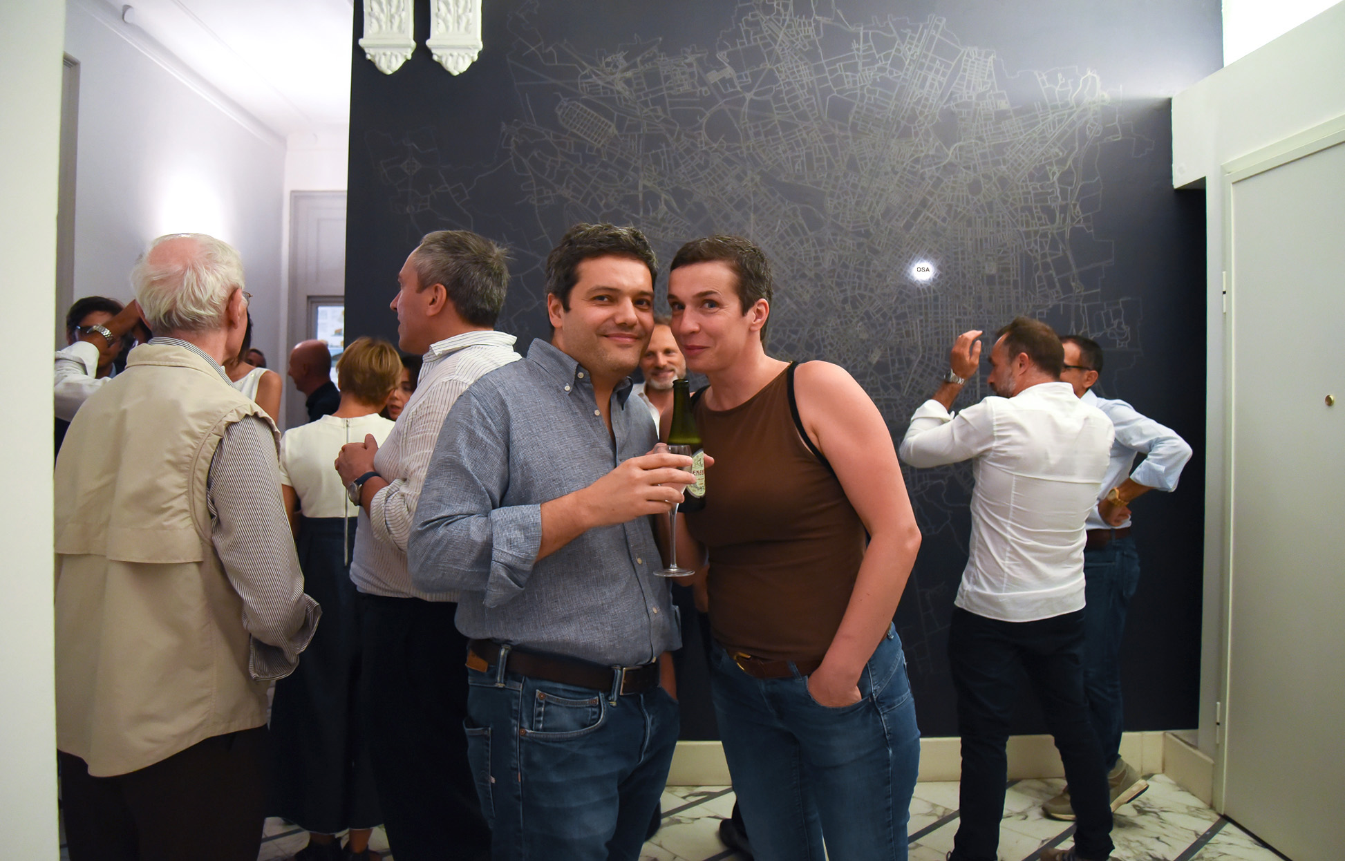 OSA NETWORK | ARCHITECTS PARTY 2017