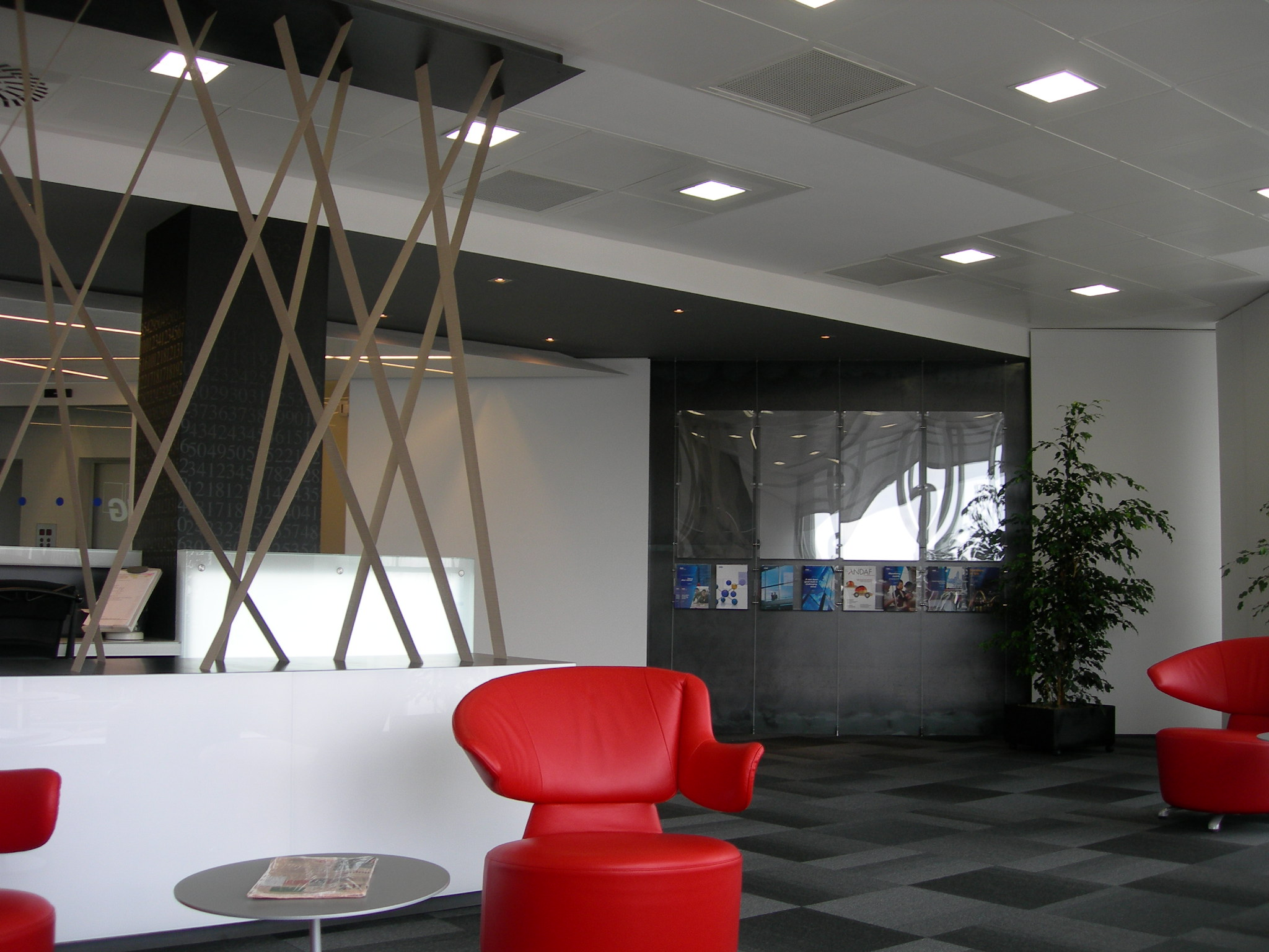 KPMG MILANO   hall & reception 2011