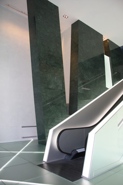 KPMG MILANO | hall & reception 2011
