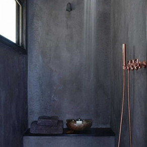 20 Inspirational Tadelakt Bathrooms