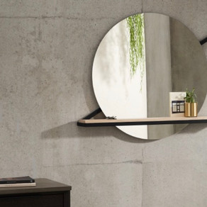 5 statement mirrors that bridge the gap between vanity, practicality and art