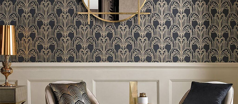 Wallpaper: One Pattern, Six Looks