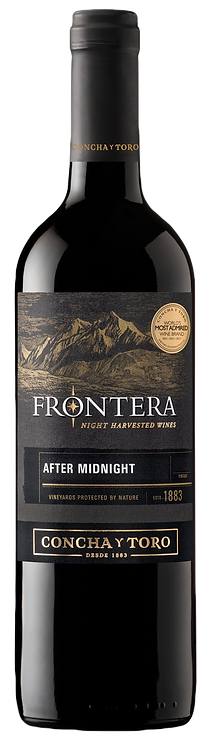 Vinho Frontera After Midnight 750ml