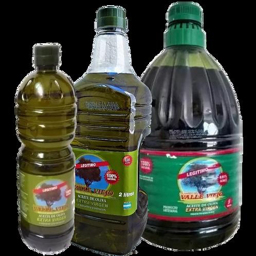 Azeite de Oliva Argentino Valle Viejo Extra Virgem 0,01 acidez