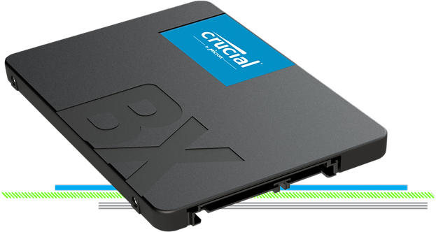 "SSD Crucial BX Series 2,5"""