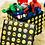 Thumbnail: Puff & Baú Porta-Brinquedos 30x30cm