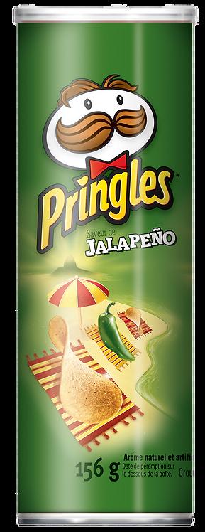 Pringles Jalapeño Lata 158gr