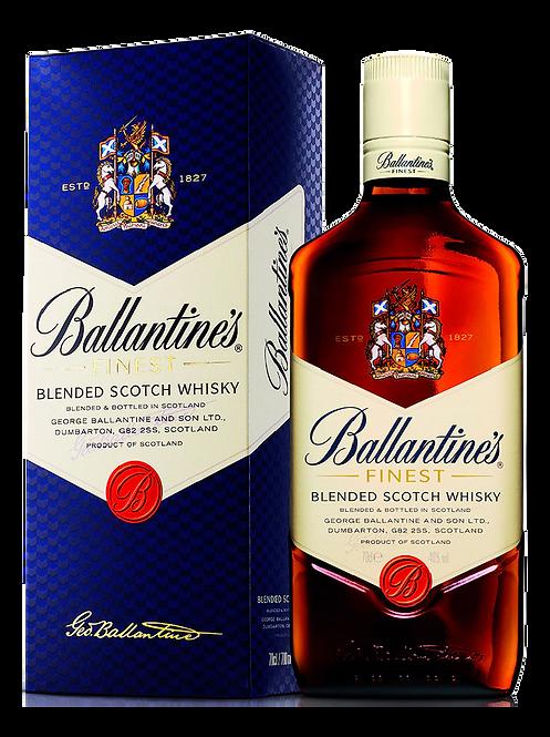 Whisky Ballantine´s 8 anos (caixa com 4 unidades)