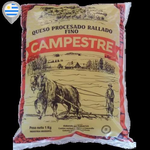 Queijo Ralado Uruguaio Campestre - 1.000gr