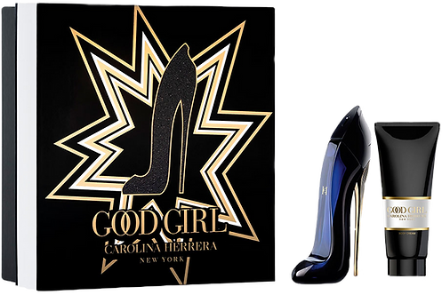 Carolina Herrera Good Girl kit – Perfume Feminino EDP + Loção Corporal - Kit