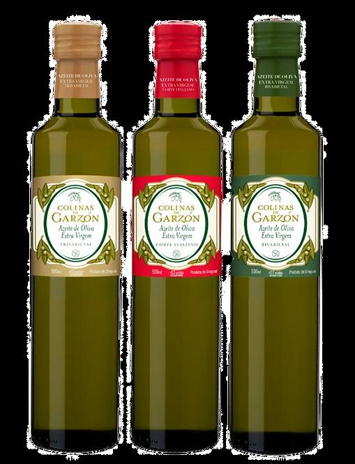 Azeite de Oliva Uruguaio Colinas de Garzón