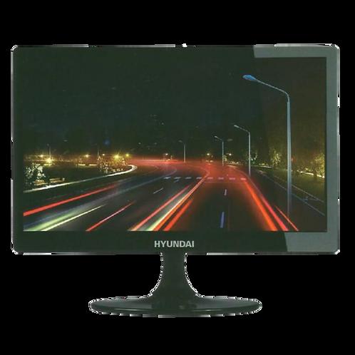 """Monitor LED Hyundai 15.6"""" Full HD/ Ips VGA/HDMI"""
