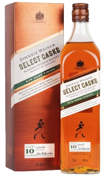 Whisky Johnnie Walker 10 anos Select Casks 700ml