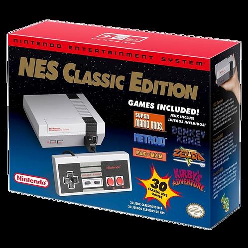 Console Nintendo NES Classic Edition + 30 Jogos