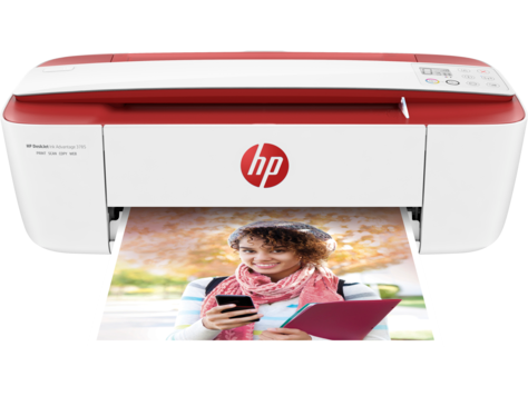 Multifunional HP 3785 Wi-fi - Bivolt
