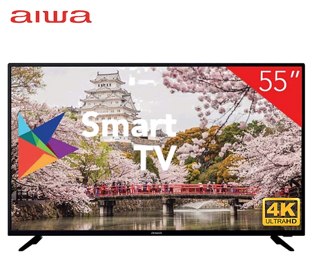 "Smart TV Aiwa AW55B4K de 55"" 4K"