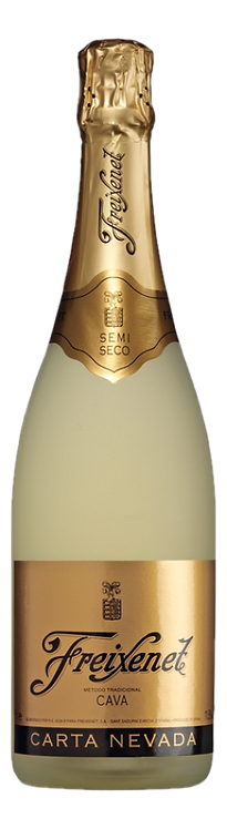 Espumante Freixenet Carta Nevada Semi Seco 750ml
