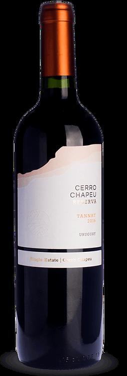 Vinho Uruguaio Cerro Chapeu Reserva Tannat